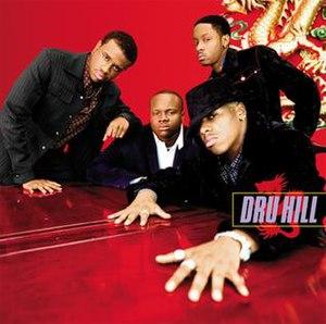 Dru Hill (album) - Image: Druhill 1996