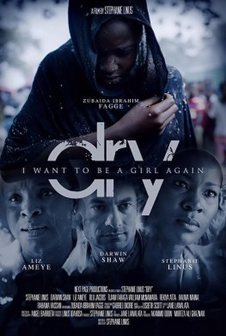 Dry (film) - Theatrical release poster