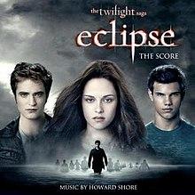 The Twilight Saga: Eclipse (soundtrack) - Wikipedia