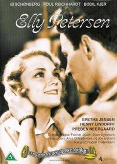 <i>Elly Petersen</i> 1944 film by Jon Iversen, Alice OFredericks