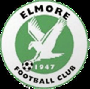 Elmore F.C. - Image: Elmore F.C. logo