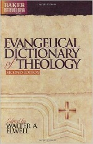 Evangelical Dictionary of Theology - Image: Evangelical Dictionary of Theology