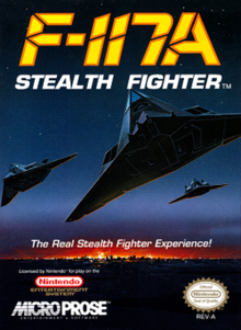 F-117A Stealth Fighter - Wikipedia, the free encyclopedia
