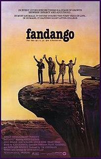 <i>Fandango</i> (1985 film) 1985 comedy film by Kevin Reynolds