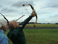 Flight archery