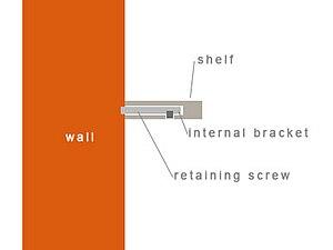 floating shelf wikipedia rh en wikipedia org how to remove floating wall shelves how to remove floating shelf