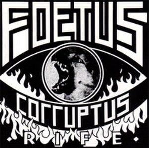 Rife (Foetus album) - Image: Foetus Rife