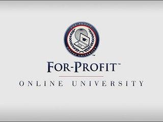 <i>For-Profit Online University</i>