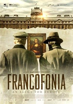 Francofonia - Film poster