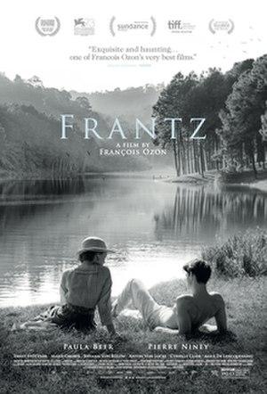Frantz (film) - Film poster
