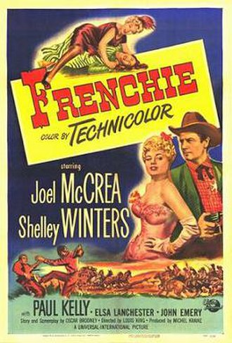 Frenchie - Theatrical release poster