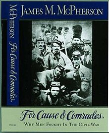 an overview on the book what they fought for by james m mcpherson In battle cry of freedom, james m mcpherson presented a fascinating,   please should you provide me book summary what they fought for, 1861 - 1865 .