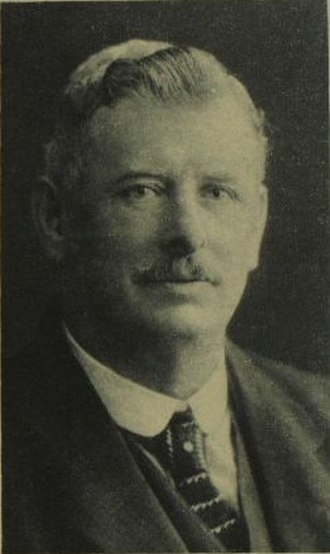 George Harry Hirst - Hirst in 1923