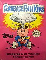 665264e3165 Garbage Pail Kids - Wikipedia