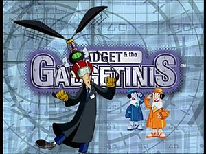 Gadget & the Gadgetinis - Image: Gadget and the Gadgetinis