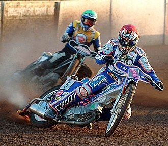 Garry Stead - Garry Stead - at his best riding for the Hull Vikings 2005