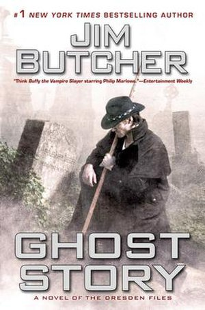 Ghost Story (The Dresden Files) - Image: Ghost Story Butcher