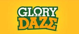 Glory Daze (TV series) - Image: Glory Daze logo