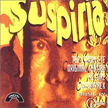 Suspiria (1977 soundtrack) - Wikipedia