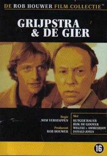 <i>Grijpstra & De Gier</i> 1979 film by Wim Verstappen
