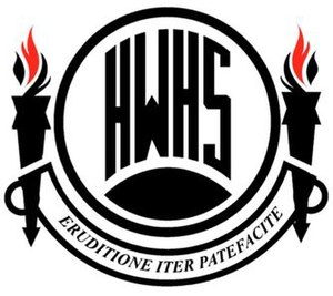 Halifax West High School - Image: Halifax West High School logo 2