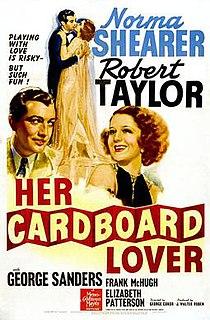 <i>Her Cardboard Lover</i> 1942 film by George Cukor