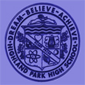 Highland Park High School (Highland Park, Illinois) - Image: Highland Park High School (Highland Park, Illinois) (crest)
