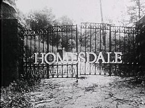 Homesdale - Title card