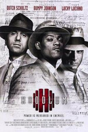 Hoodlum (film) - Theatrical release poster