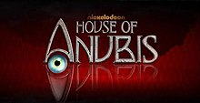 House of Anubis logo.