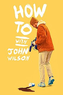 <i>How To with John Wilson</i> Television series