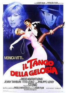 <i>Il tango della gelosia</i> 1981 film by Stefano Vanzina