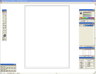Adobe Illustrator - Adobe Illustrator 10, the last version before the Creative Suite rebrand
