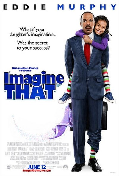 Picture of a movie: Imagine That