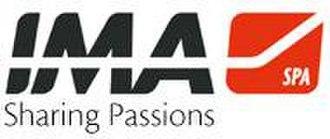 IMA (company) - IMA Logo