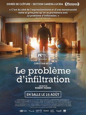Infiltration (film) - Film poster
