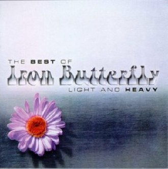 Light & Heavy: The Best of Iron Butterfly - Image: Iron Butterfly Light & Heavy