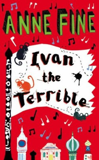 Ivan the Terrible (novel) - First edition