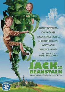 <i>Jack and the Beanstalk</i> (2009 film) 2009 television film directed by Gary J. Tunnicliffe