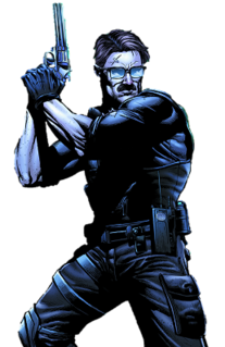 James Gordon (character) Fictional character in the DC Universe