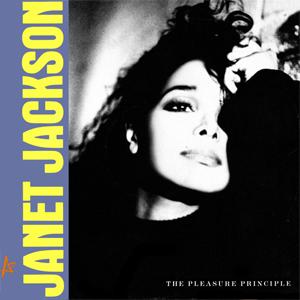 The Pleasure Principle (song) - Image: Janet Jackson The Pleasure Principle