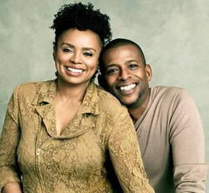Jesse Hubbard and Angie Baxter - Jesse and Angie Hubbard (Darnell Williams and Debbi Morgan) are daytime TV's first African American supercouple.
