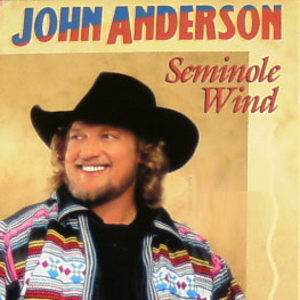 Seminole Wind (song) - Image: John Anderson Seminole single