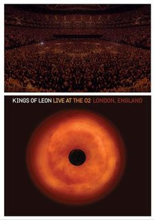 <i>Live at the O2 London, England</i> 2009 DVD by Kings of Leon