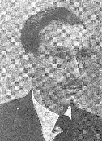 Kenneth Bulmer - Image: Kennethbulmer 1956