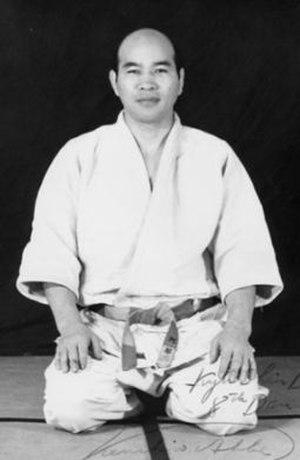 Kenshiro Abbe - Image: Kenshiro Abbe
