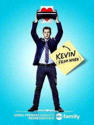 Kevin from Work - Promotional poster