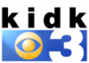 KIDK - Its logo prior to 2007.