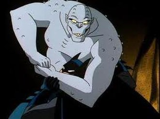 Killer Croc - Killer Croc in Batman: The Animated Series.