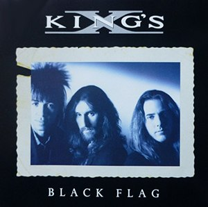 Black Flag (song) - Image: King's X Black Flag
